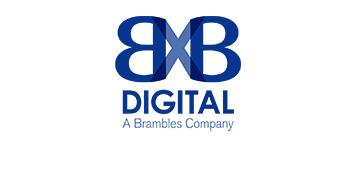 Image of the BXB Digital logo