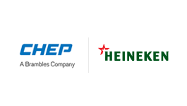 CHEP and Heineken join forces to address climate change in Europe