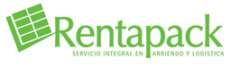 An image of the Rentapack logo