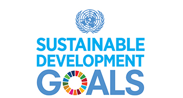 An image of the Sustainability Development Goals logo.
