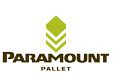 An image of the Paramount Pallet logo